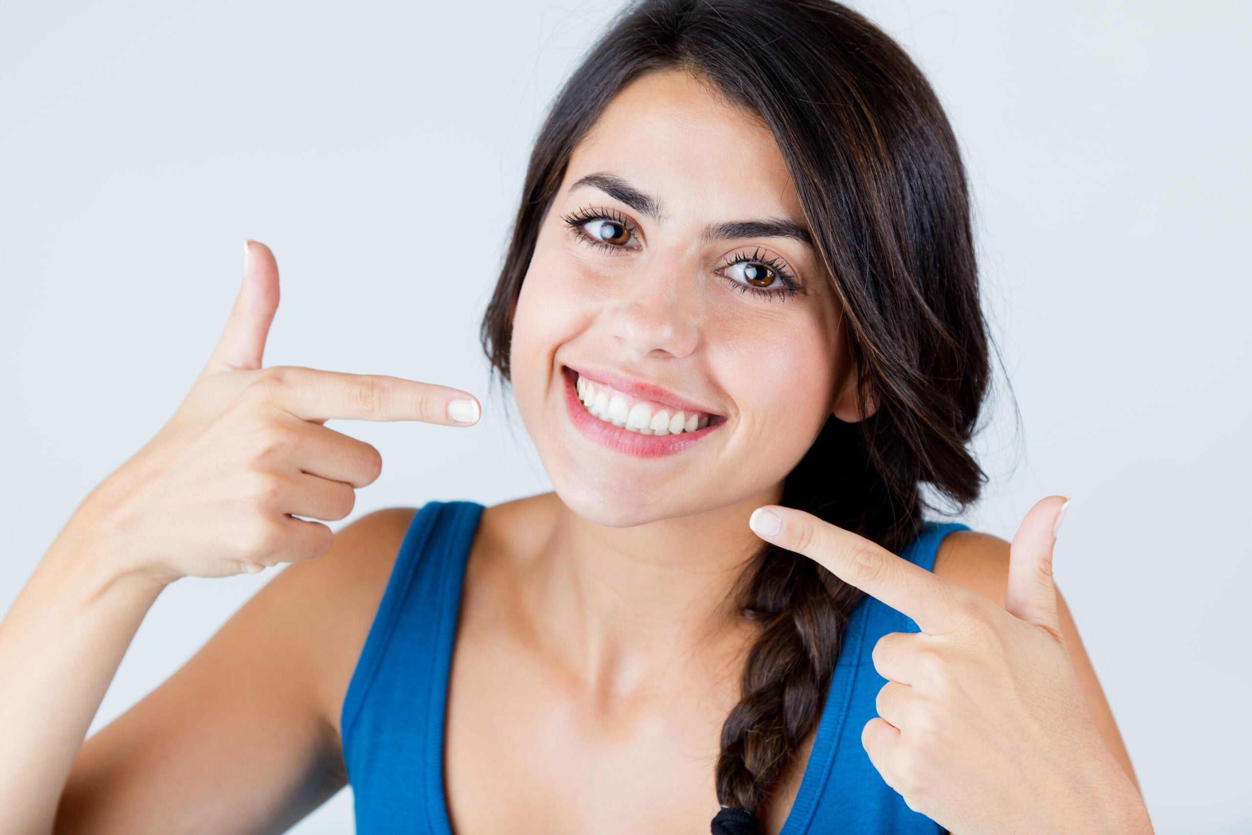 What is Expanding the dental arch and why?